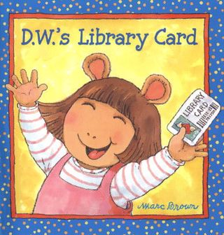 Dws library card