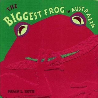 Biggest frog